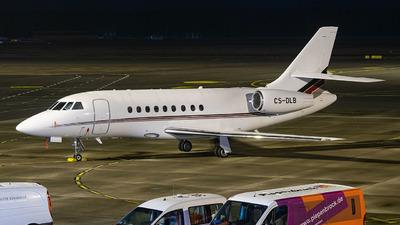 CS-DLB - Dassault Falcon 2000EX - NetJets Europe