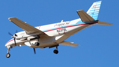 A picture of N237SL - Beech C99 Airliner - Alpine Air Express - © Craig A.