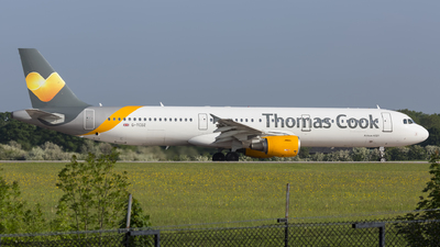 G-TCDZ - Airbus A321-211 - Thomas Cook Airlines
