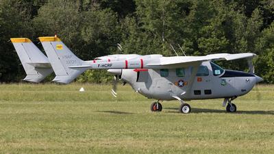 F-HCRF - Reims-Cessna F337G Super Skymaster - Private
