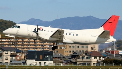 JA8900 - Saab 340B+ - Japan Air Commuter (JAC)