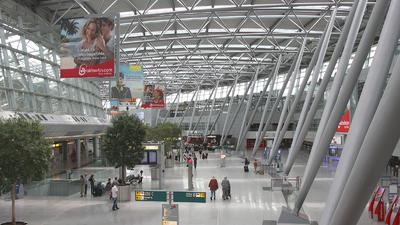 EDDL - Airport - Terminal