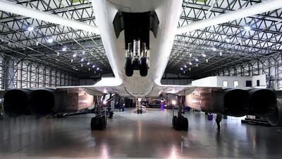 G-BOAA - Aérospatiale/British Aircraft Corporation Concorde - British Airways