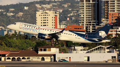 A picture of XAAEH - Embraer E190AR - Aeromexico Connect - © Carlos Alberto Rubio Herrera
