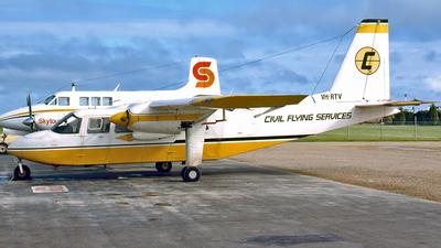 VH-RTV - Britten-Norman BN-2B-26 Islander - Private