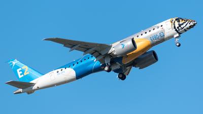 PR-ZFU - Embraer 190-300STD - Embraer