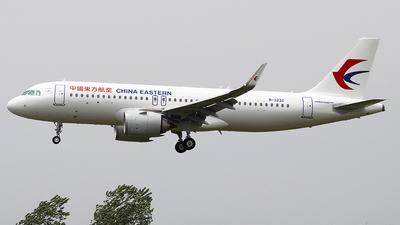 B-323Z - Airbus A320-251N - China Eastern Airlines
