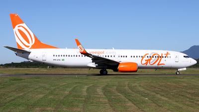 PR-GTG - Boeing 737-8EH - GOL Linhas Aéreas