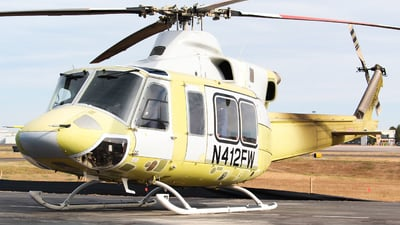 N412FW - Bell 412EP - Private
