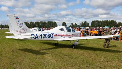 RA-1208G - Tecnam P2002 Sierra - Private