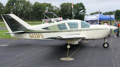 N429FS - Bellanca 17-31A Super Viking - Private