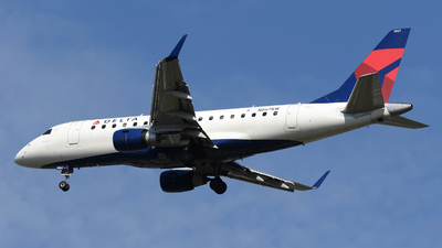 N867RW - Embraer 170-100SE - Delta Connection (Republic Airlines)
