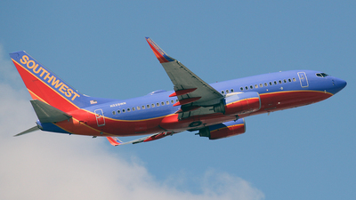 N229WN - Boeing 737-7H4 - Southwest Airlines