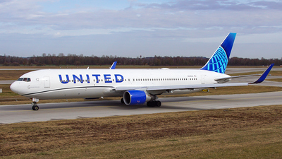 A picture of N649UA - Boeing 767322(ER) - United Airlines - © Jan Eisenkolb