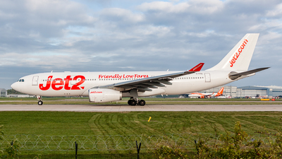 G-VYGL - Airbus A330-243 - Jet2.com (Air Tanker)