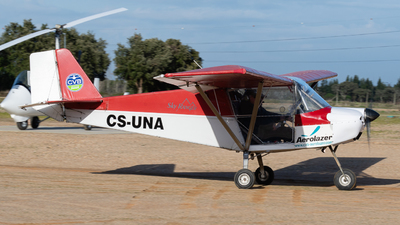 CS-UNA - Skyranger 912 - Private