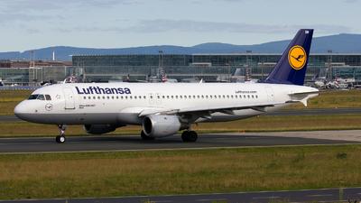 D-AIQW - Airbus A320-211 - Lufthansa