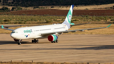 OE-ISK - Airbus A330-223 - Evelop Airlines