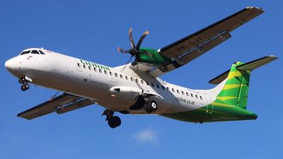 A picture of PKGJT - ATR 72600 - Citilink - © Arif Maulana