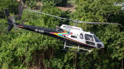 J6-AAR - Aérospatiale AS 350B Ecureuil - St Lucia Helicopters