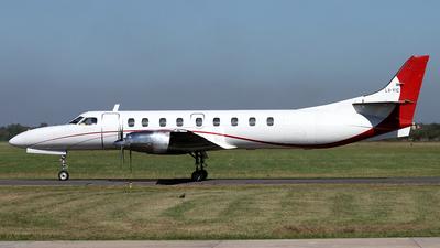 LV-YIC - Fairchild SA227-AC Metro III - Flying America