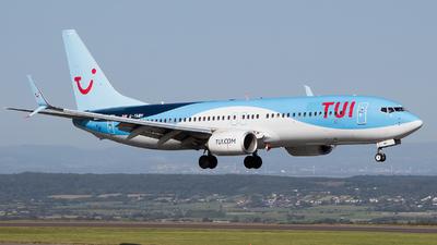 G-TAWH - Boeing 737-8K5 - TUI