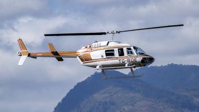 TG-BOE - Bell 206L-1 LongRanger II - Private
