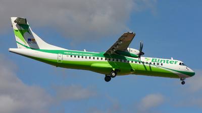 EC-IYC - ATR 72-212A(500) - Binter Canarias