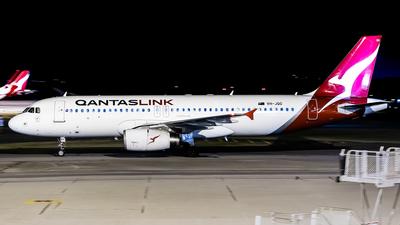 VH-JQG - Airbus A320-232 - QantasLink (Network Aviation)