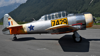 D-FASS - North American AT-6 Harvard II - Private