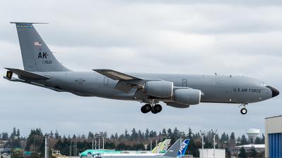 59-1521 - Boeing KC-135R Stratotanker - United States - US Air Force (USAF)