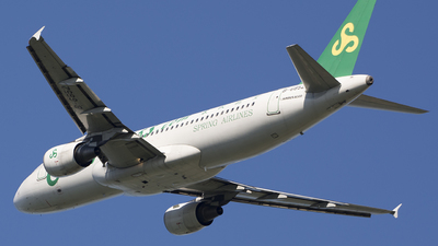 B-6852 - Airbus A320-214 - Spring Airlines