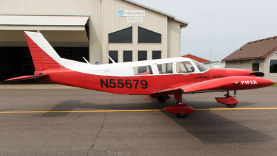 N55679 - Piper PA-32-300 Cherokee Six - Private