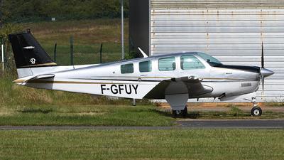 F-GFUY - Beechcraft 36 Bonanza - Private