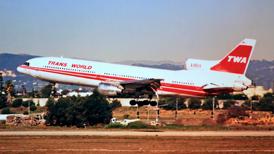 N31008 - Lockheed L-1011-1 Tristar - Trans World Airlines (TWA)