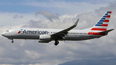 A picture of N854NN - Boeing 737823 - American Airlines - © Denis Gonzalez - Costa Rica Spotter