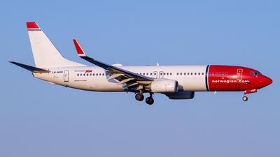 LN-NGR - Boeing 737-8JP - Norwegian