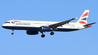 A picture of GMEDF - Airbus A321231 - British Airways - © AL-Alan Lebeda