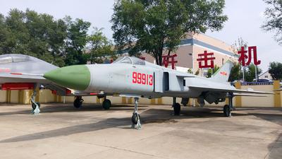 99913 - Shenyang J-8II Finback-B - China - Air Force