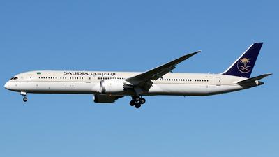 HZ-AR25 - Boeing 787-10 Dreamliner - Saudi Arabian Airlines