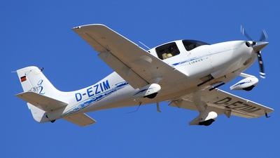 D-EZIM - Cirrus SR20-G2 - Private