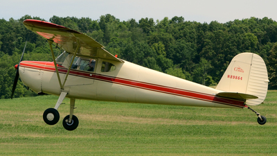 N89864 - Cessna 140 - Private