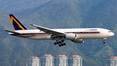 EI-GWB - Boeing 777-212(ER) - AlisCargo Airlines
