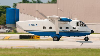 N78LA - Short SC-7 Skyvan 3-100 - Skydive Suffolk