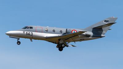 143 - Dassault Falcon 10MER - France - Navy