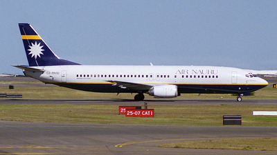 C2-RN10 - Boeing 737-4L7 - Air Nauru