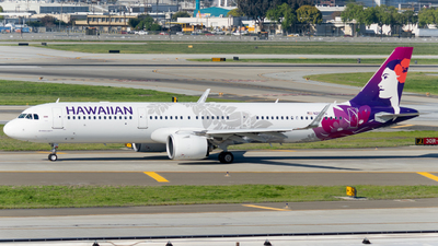 A picture of N230HA - Airbus A321271N - Hawaiian Airlines - © global_flyer1