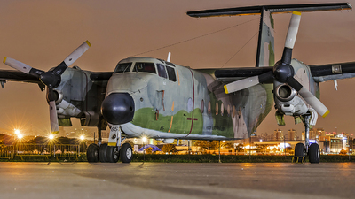 FAB2365 - De Havilland Canada DHC-5 Buffalo - Brazil - Air Force