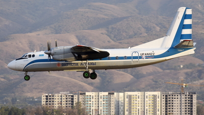 UP-AN422 - Antonov An-24B - Southern Sky