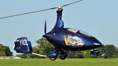 G-YROL - Rotorsport UK Cavalon - Private